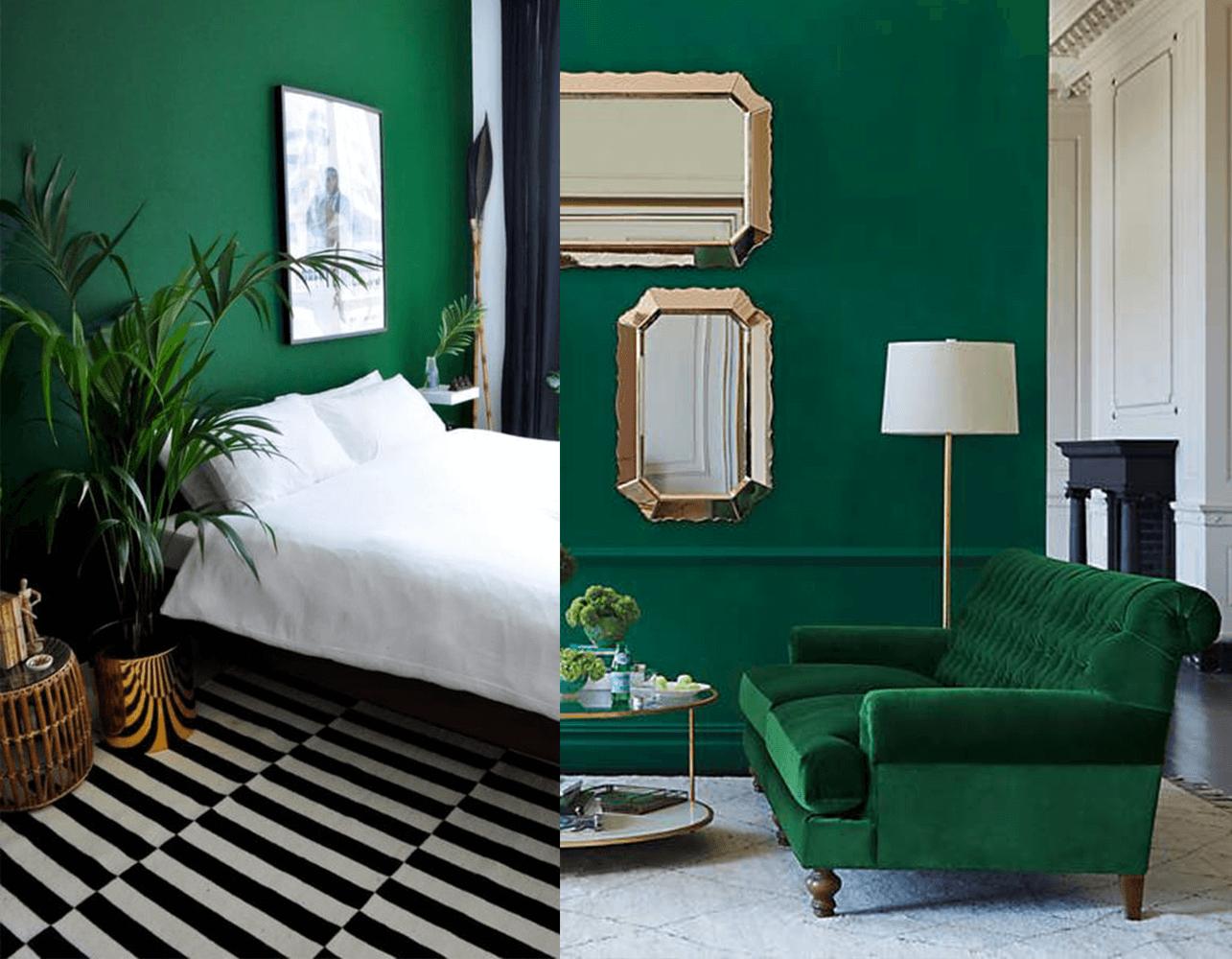 verdi colori home design