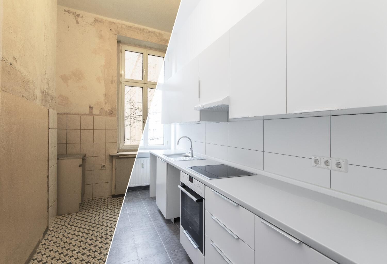 ristrutturazione cucina bagno
