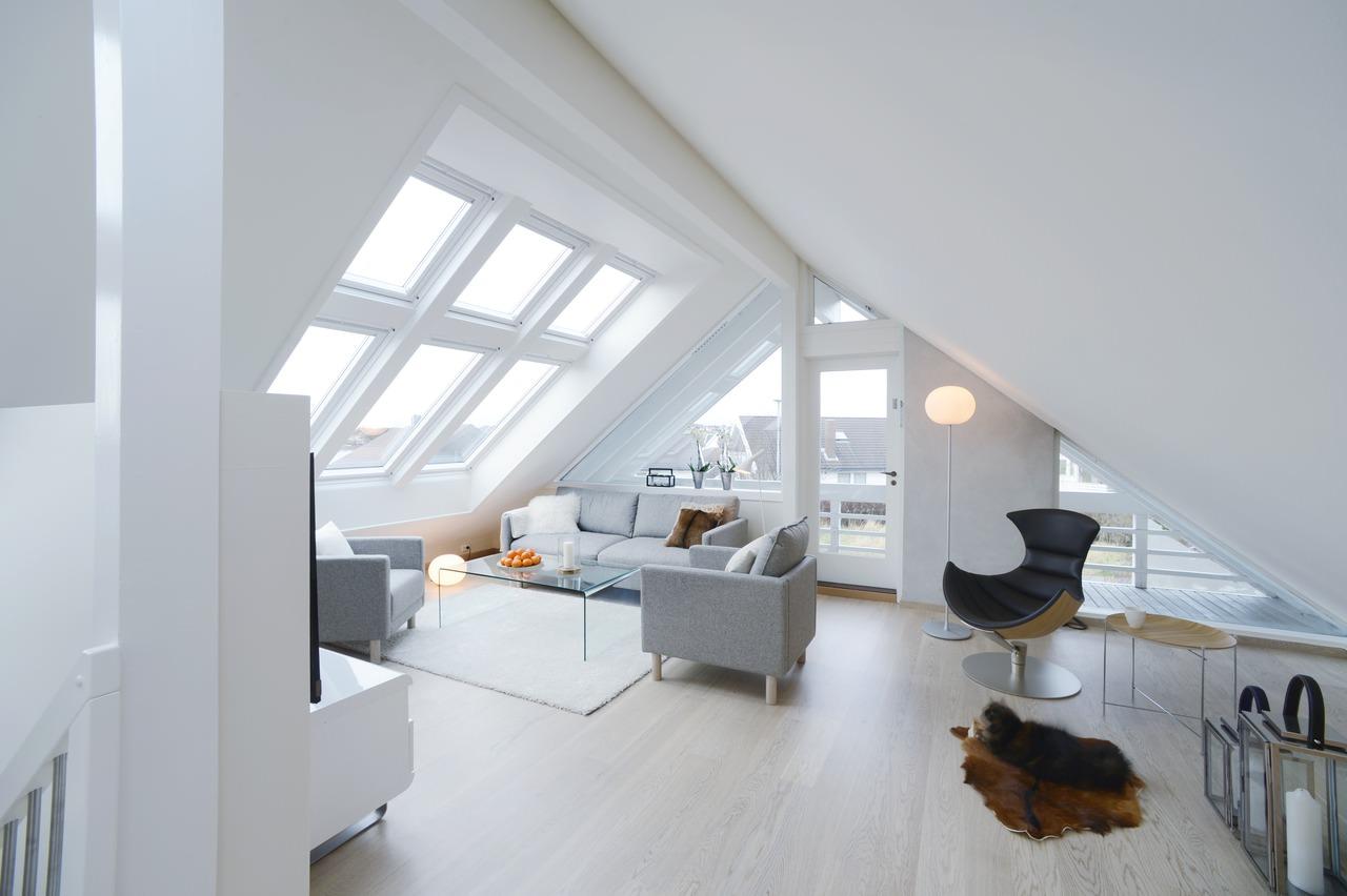 illuminazione-mansarda-finestrea a tetto