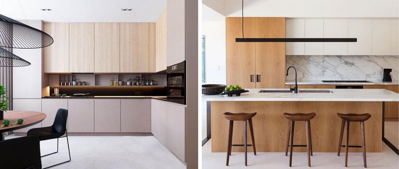Cucina angolare vs cucina con isola